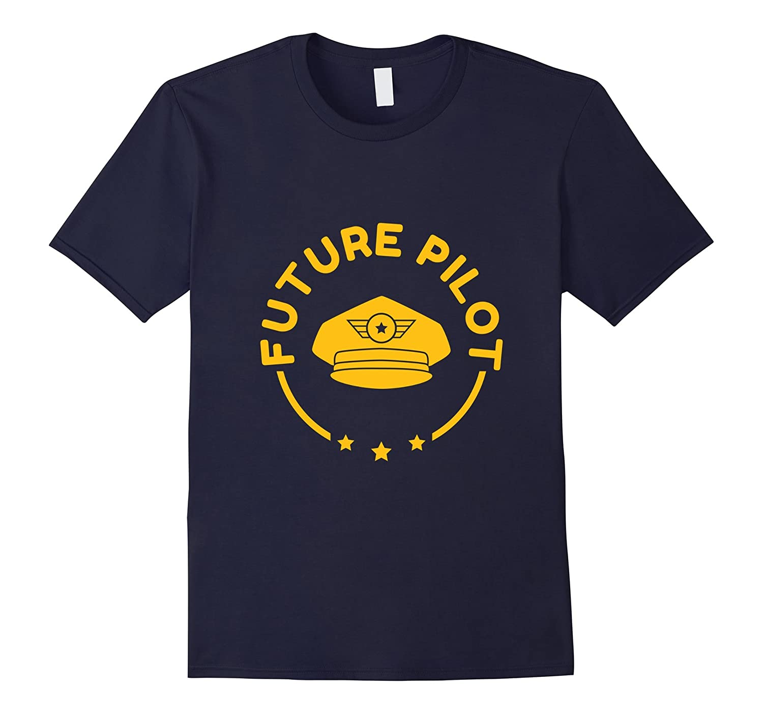 Funny Future Pilot T-shirt School Teacher Student Meme Quote-Vaci