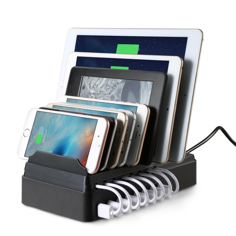 Amazoncom FLECK CS008 MultiDevice 8Port USB Desktop Charging