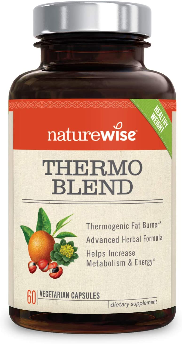 NatureWise Thermo Blend Metabolism Booster | Natural ...