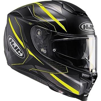 HJC Rpha 70 Full Face casco de moto Touring – Dipol fluorescente