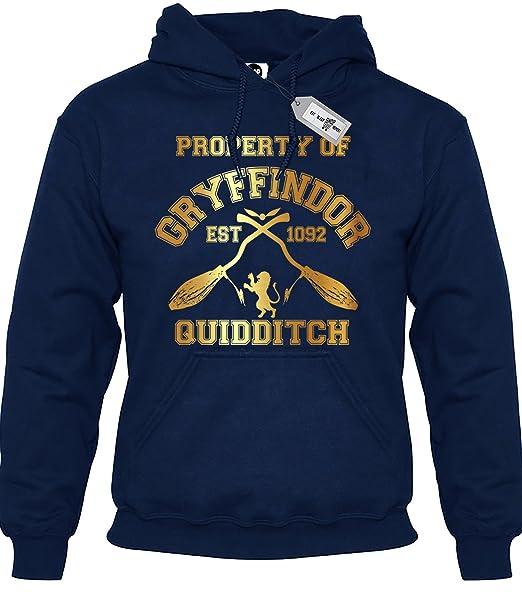 Quidditch - Sudadera con capucha - para hombre ERwboZ