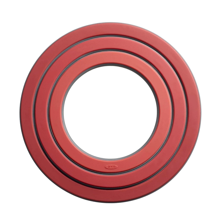 OXO Good Grips 3-Ring Trivet, Red 13109900