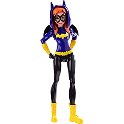 "DC Super Hero Girls Batgirl 6"" Action Figure: Toys & Games"