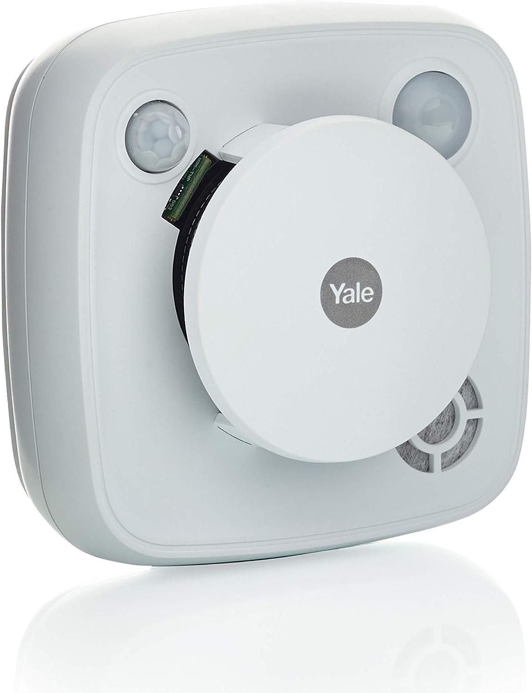 Yale AC-PSD Detector de Humo, Blanco: Amazon.es: Bricolaje y ...