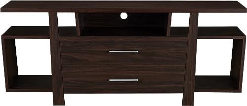 Furniture of America Durane Modern Multi Storage Wood 59-Inch TV Stand