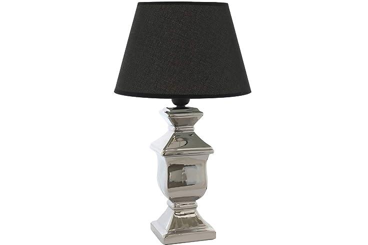 Antik Stil Tischlampe Mit Schwarzem Schirm Nachttisch Tisch
