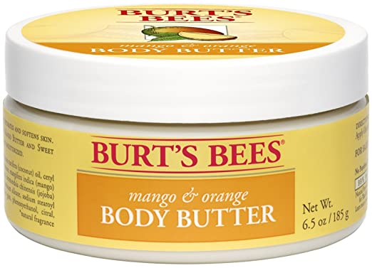 Burt's Bees Smooth Mango & Orange Body Butter