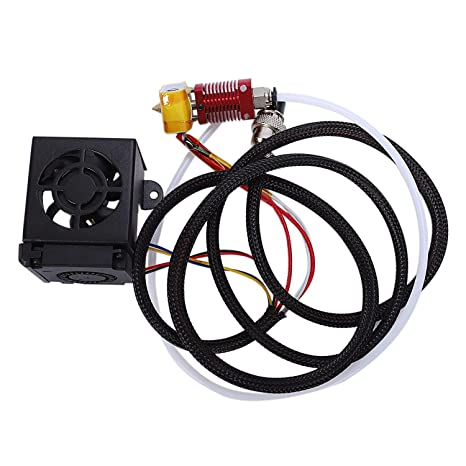 SODIAL Para Impresoras 3D Cr10 Hot End Kit Mk8 Kit Extremo ...