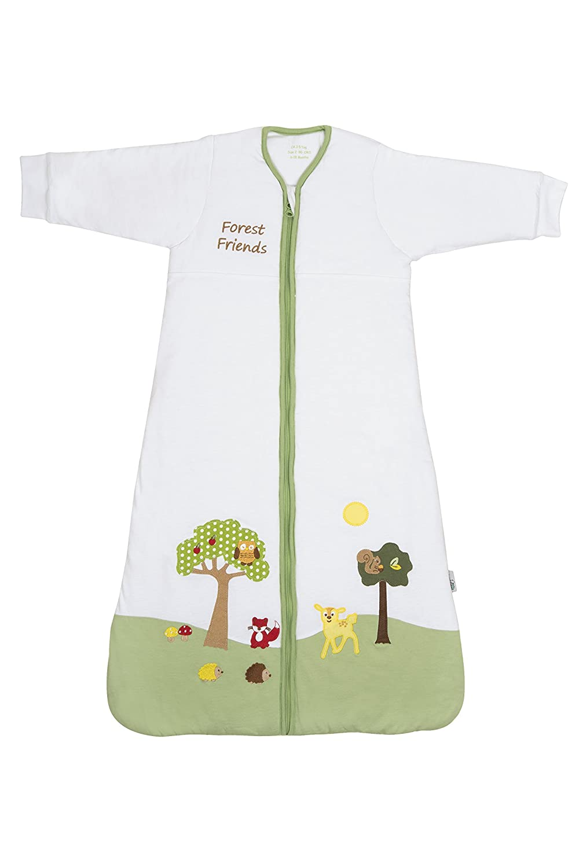 Forest Friends 18-36 months//LARGE Slumbersafe Toddler Sleeping Bag Long Sleeves 2.5 Tog