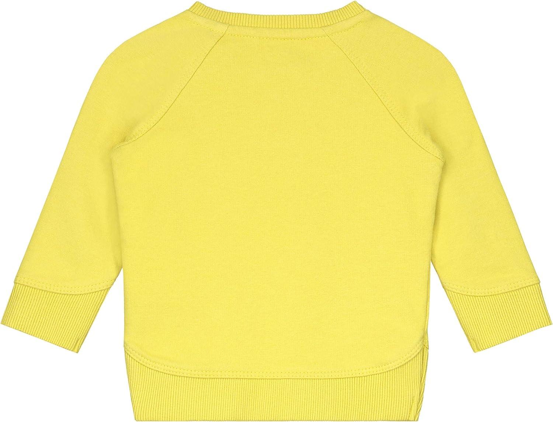 Pr/énatal Baby Jungen M/ädchen Sweatshirt Pullover Zitronengelb
