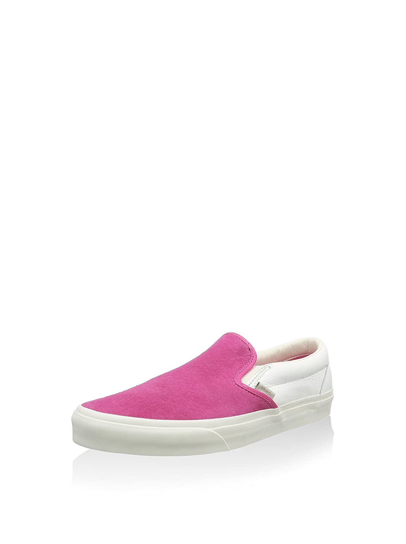 Vans Slip-On U Classic Ca (US pink/weiß EU 37 (US Ca 5.5) - 7ce337