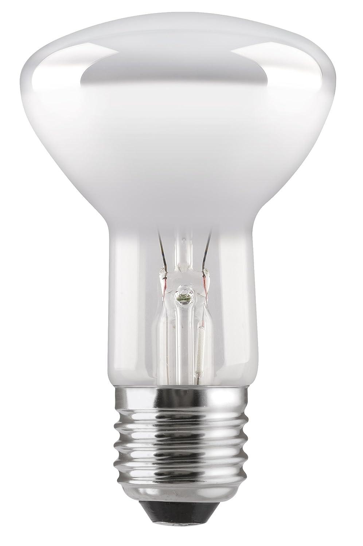 10 Stü ck Reflektorlampen R63 60 Watt E27 matt Strahler Spot und 60 Watt NR63 Lampe Birne GE General Electric