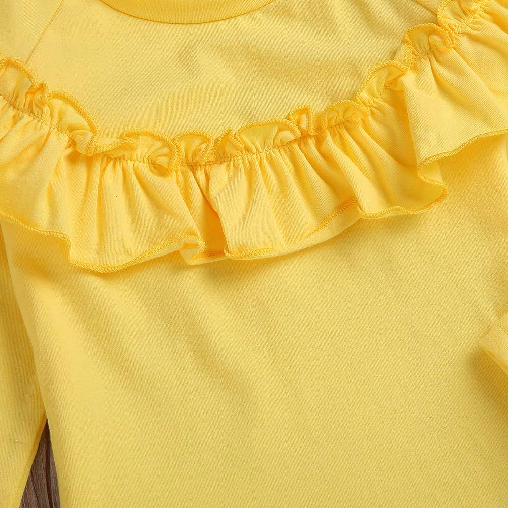 Plaid Pant Headband Set Fashion Baby Girls 0-4 Years 3PCS Outfit Set Princess Clothes Ruffle Cute Top Shirt