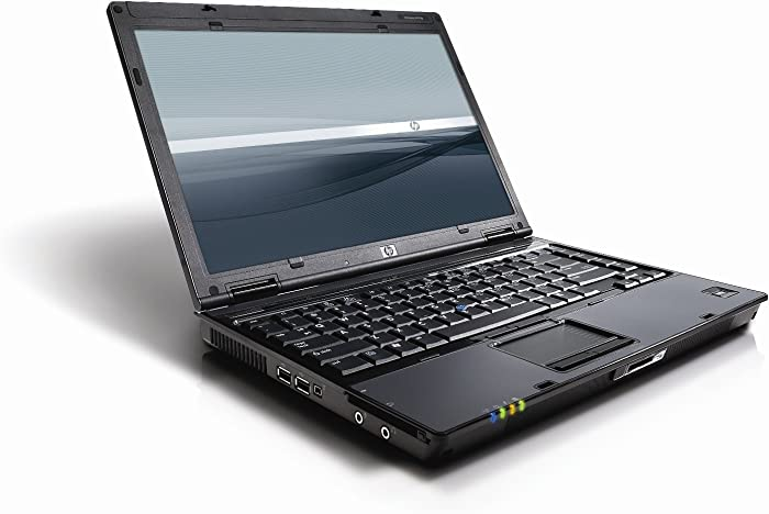 """HP 6910P Notebook PC - Intel Core 2 Duo 2.0GHz, 2GB DDR2, 80GB HDD, DVD-CDRW Combo, 14"""" Display, Windows XP Professional"""