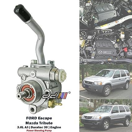 Amazon com: Power Steering Pump For FORD Escape XLS XLT