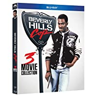 Beverly Hills Cop 3-Movie Collection Blu-ray