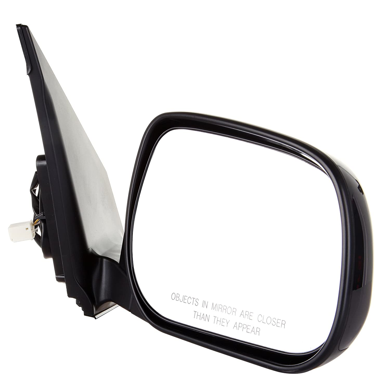 INEEDUP Towing Mirrors Rear view Mirrors Fit for 2006-2008 Toyota RAV4 Limited Sport Right Side Manual Folding Power Adjusting 87910-42870 TO1321234