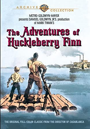 Image result for the adventures of huckleberry finn 1960