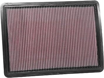 K N 33 3077 Motorluftfilter Hochleistung Prämie Abwaschbar Ersatzfilter Erhöhte Leistung 2016 2019 Ioniq Niro Auto