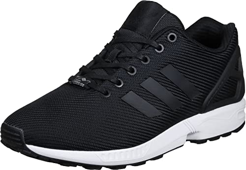 the latest 7a89c a572b adidas ZX Flux Scarpa black black white