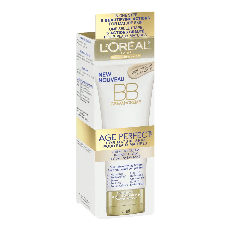 bb cream peau mature