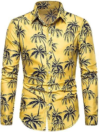 Poachers Camisetas Hombre Originales Camisas de Hombre Estampadas Camisas Hawaianas Hombre Tallas Grandes Camisas Hombre Manga Larga Tallas Grandes Camisas Hombre Verano Manga Larga: Amazon.es: Ropa y accesorios
