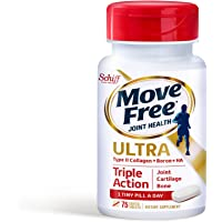 Schiff Move Free Ultra 75 Coated Tablets 2 Pack