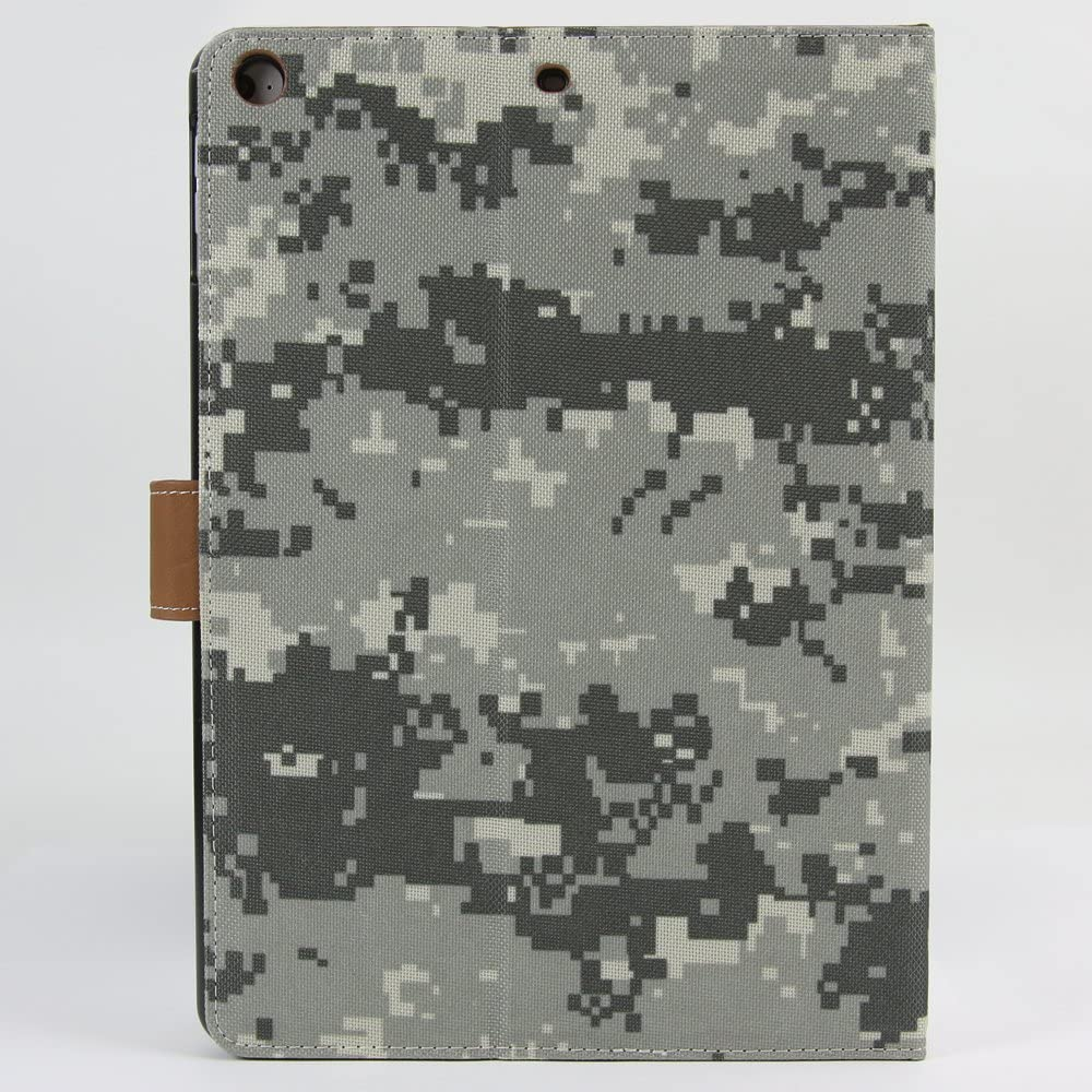Guard Dog LSU Tigers Camo Folio Case for iPad Air