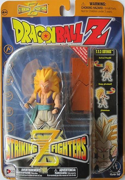 Dragon Ball Z SS3 Gotenks DBZ Irwin