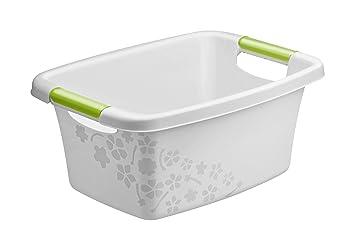 Vasca Da Bagno Plastica : Rotho biancheria per vasca da bagno in plastica plastica pp