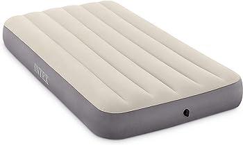 Intex Dura-Beam Standard Series Deluxe Single-High Airbed
