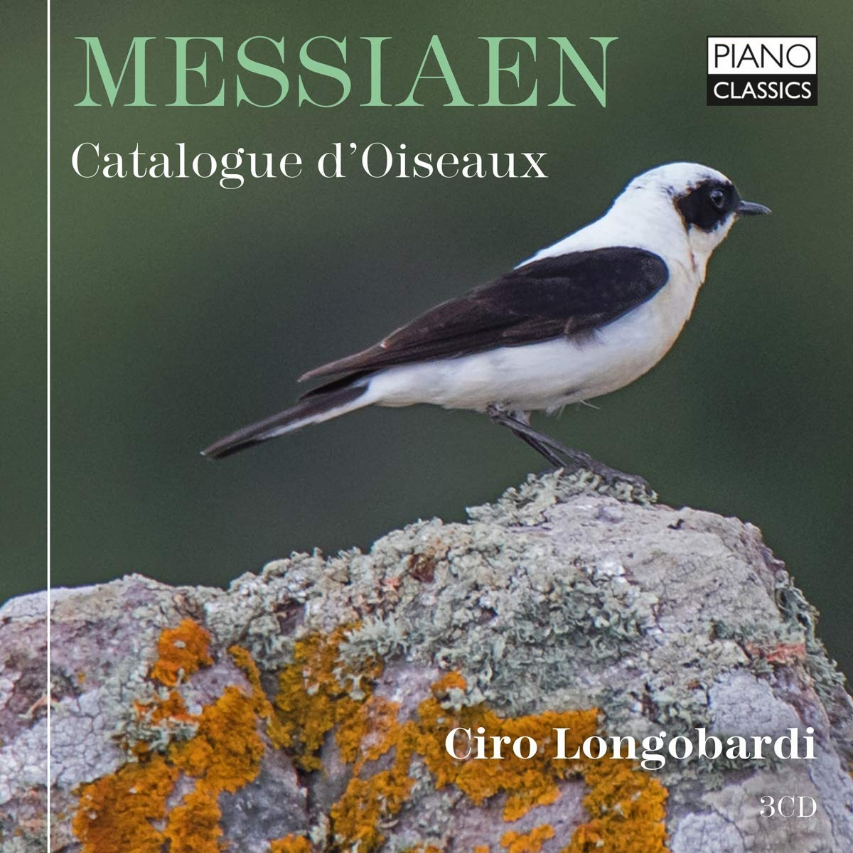 Messiaen : Catalogue d'Oiseaux. Longobardi.