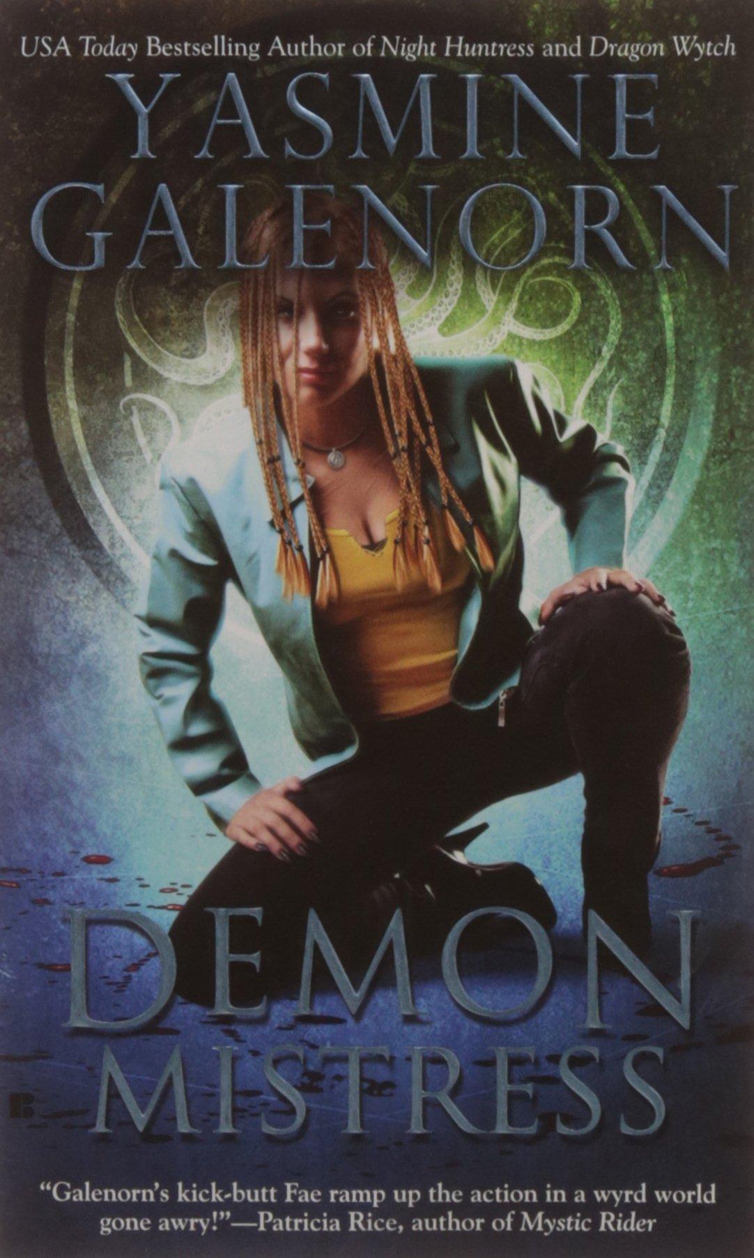 Demon Mistress (otherworld, Book 6): Yasmine Galenorn: 9780425228647:  Amazon: Books