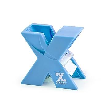 Amazon com : Xyron Mini X Sticker Maker, Blue : Bumper