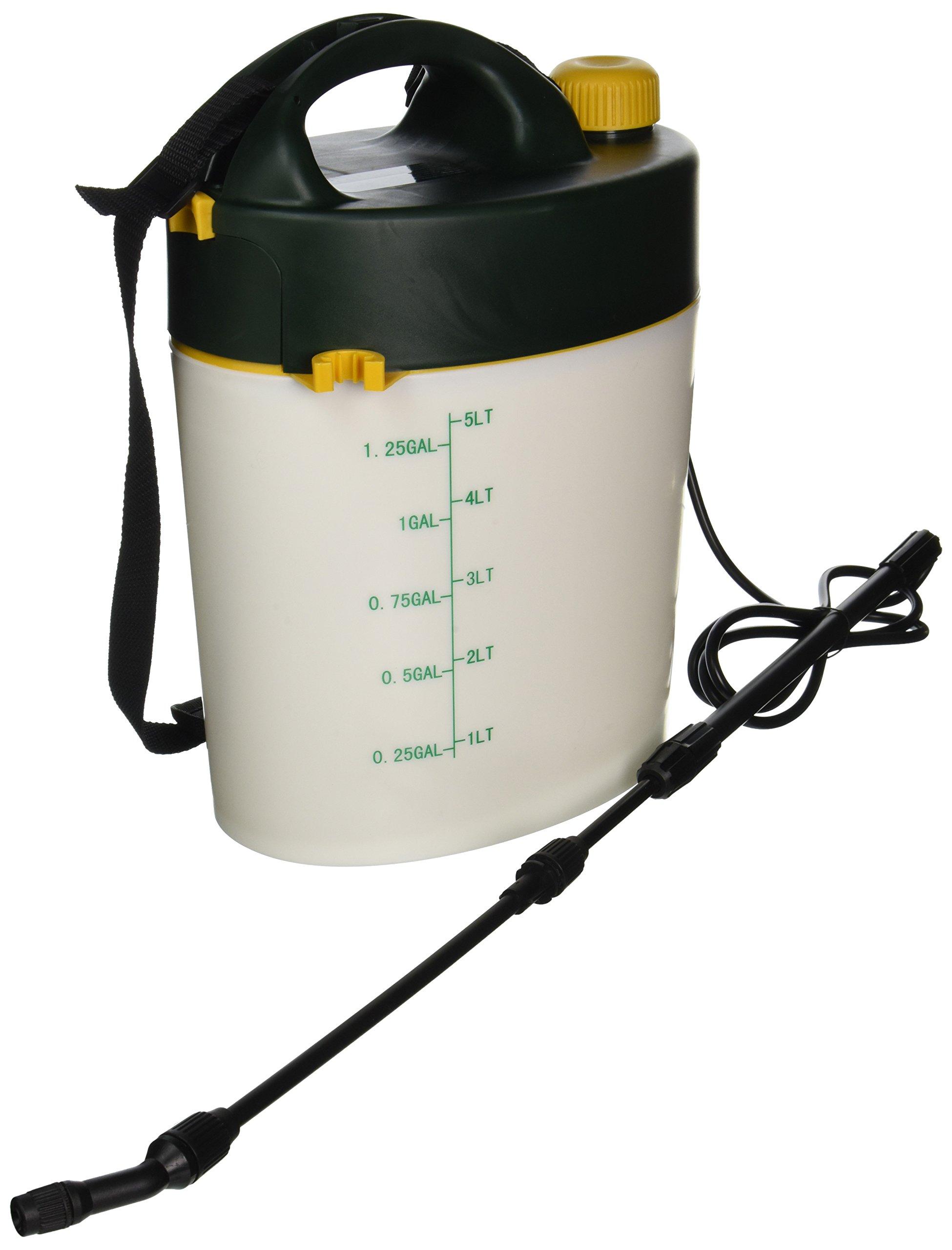 HUDSON 13581 Battery Power Sprayer, 1.3 Gallon by HUDSON