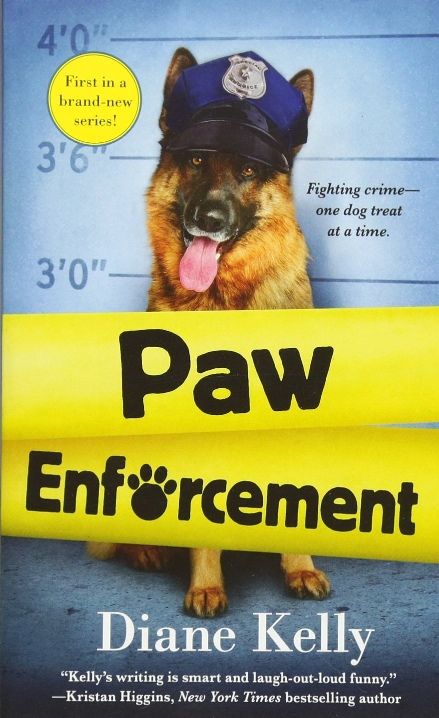 Paw Enforcement (A Paw Enforcement Novel) pdf