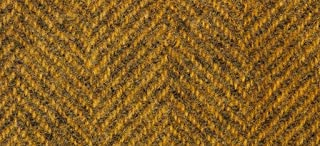 "product image for Weeks Dye Works Wool Fat Quarter Herringbone Fabric, 16"" by 26"", Mustard"