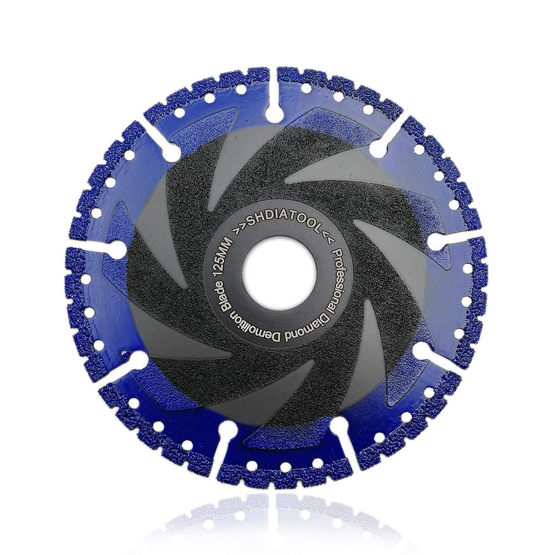 Disco de Diamante SHDIATOOL de corte de metal de 5 pulg. ...