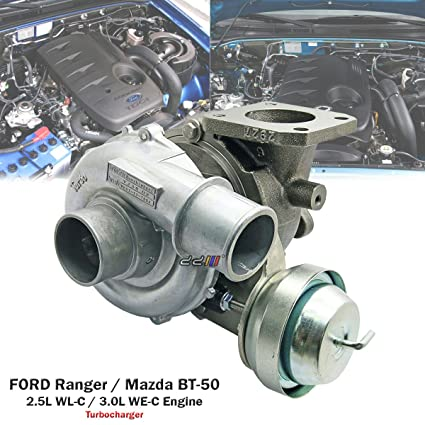 Turbo Turbocharger For Mazda BT-50 FORD Ranger 2 5L 3 0L WL-C WE-C RHV4 VJ38