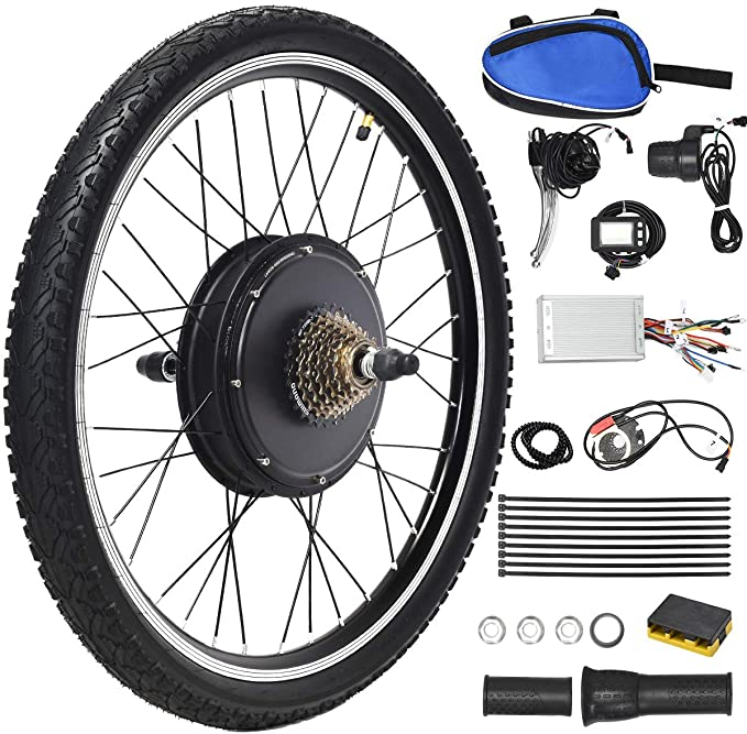 Best ebike Conversion Kit: Goplus 48V 1000W Electric Bicycle Kit