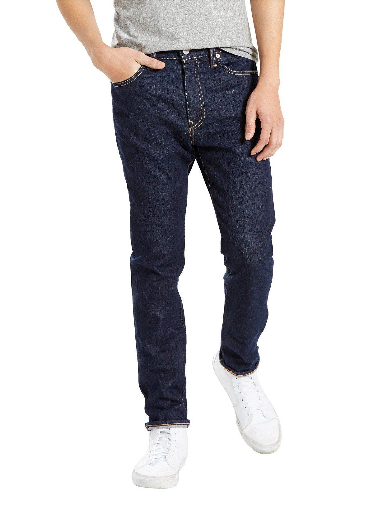 Levi's Men's 510 Skinny Fit Jeans, Blue, 34W x 30L