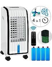 Treu Mini Klimaanlage Klimagerät Luftbefeuchtung Turmventilator Mobil Fernbedienung Büro & Schreibwaren Stand- & Tischventilatoren