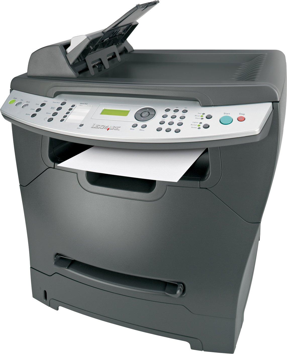 Lexmark X340 - Impresora láser multifunción, fax ...
