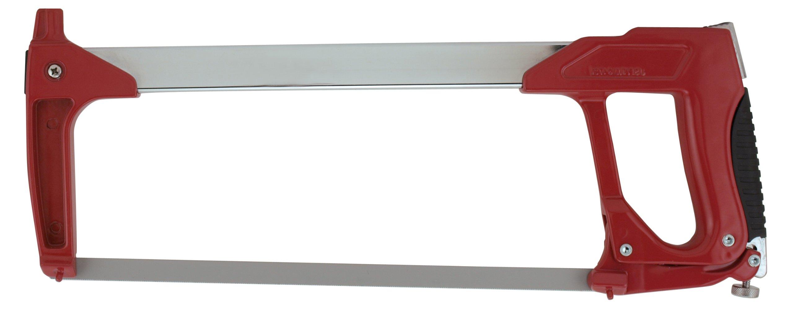 Sheffield 58281 Die Cast Aluminum High Tension Hacksaw