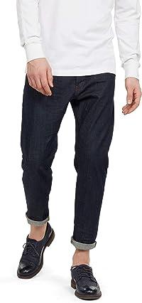[G-Star RAW ジースターロゥ] メンズ テーパード ジーンズ デニム Loic Relaxed Tapered Jeans
