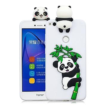 coque huawei p8 lite 2017 panda 3d