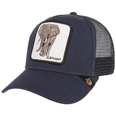 Goorin Bros Gorra Trucker Elephant by beisbolgorra Baseball (Talla única - Azul)