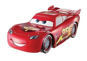 Cars 2 - Coche, Rayo Mcqueen quemando Rueda (Mattel CGK27): Amazon.es: Juguetes y juegos