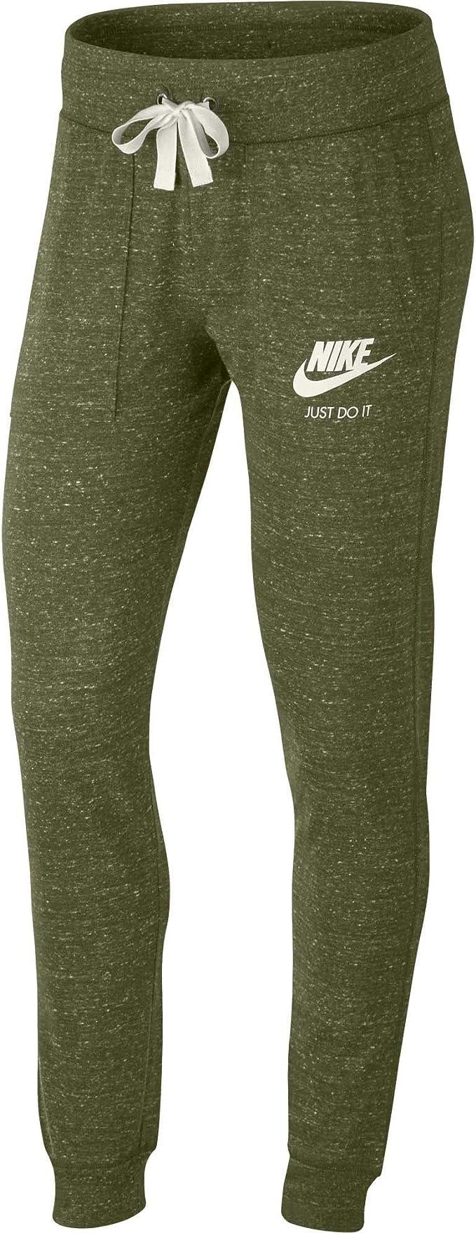 NIKE W NSW Gym VNTG Pant - Pantalón Mujer: Amazon.es: Ropa y ...