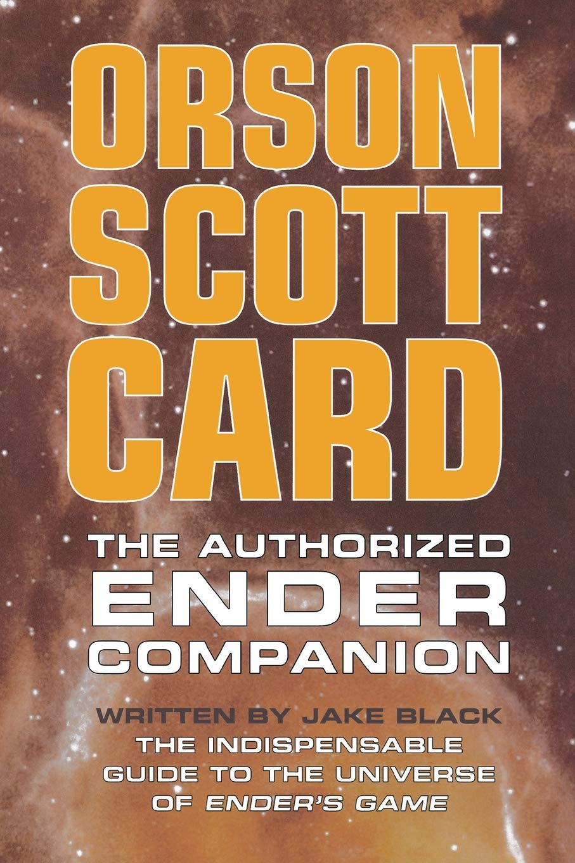 The Authorized Ender Companion: Amazon.es: Orson Scott Card ...